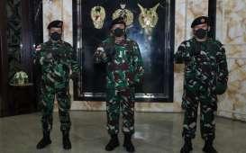 Panglima TNI Lantik Novyan Samyoga sebagai Pangkohanudnas
