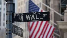 Imbal Obligasi AS Melonjak, Wall Street Kembali Anjlok