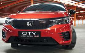 Honda Targetkan Jualan 1.000 Unit City Hatchback di Jateng-Jogja