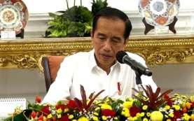 Gaungkan Benci Produk Asing, Jokowi: RI Bukan Bangsa yang Suka Proteksionisme