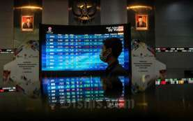 10 Top Gainers 1-5 Maret 2021, IKAN Paling Moncer, Bank Mini Mendominasi