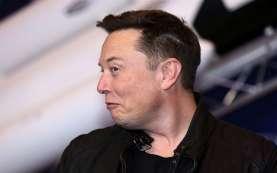 Saham Merosot, Bos Tesla Elon Musk Kehilangan Kekayaan US$27 Miliar