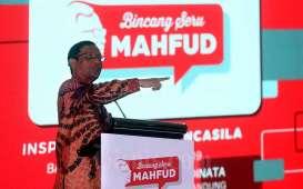 KLB Demokrat di Deli Serdang, Mahfud MD: Itu Urusan Internal Parpol!