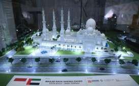 Menag Harap Masjid Raya Sheikh Zayed Solo Jadi Simbol Moderasi Beragama