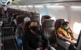 Batik Air Tujuan Jakarta Mendarat di Jambi, Ini Nasib Penumpang