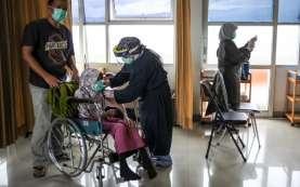 BPPSDM Kesehatan Gelan Vaksinasi Massal Selama 4 Bulan