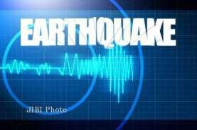 Gempa M4,7 Guncang Wahai di Maluku Tengah