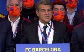Laporta Kembali Pimpin Barcelona, Langsung Puji Cruyff & Messi
