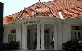 BungaRampai, Menu Nusantara di Rumah Era Kolonial
