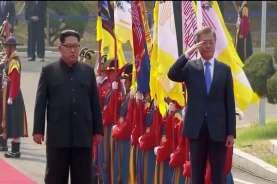 Semenanjung Korea Memanas, AS dan Korsel Gelar Latihan Militer Bersama