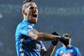 Mantan Kapten Napoli Marek Hamsik Gabung ke Juara Swedia Goteborg