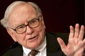 Stimulus AS Bikin Warren Buffett Masuk Daftar Orang Super Kaya Dunia