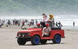 Wisatawan ke Parangtritis 13.490 Orang pada Libur Nyepi