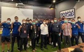Tim Persib Bandung Laporkan SPT Tahunan Melalui e-Filing