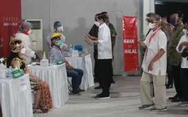 Setengah Guru SD di Bantul Sudah Divaksin Covid-19 Menyambut Pembelajaran Tatap Muka