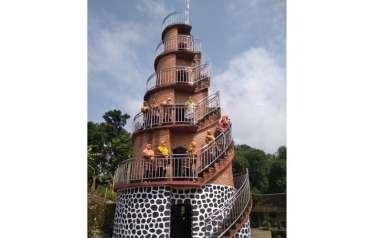 Menara Baskoro Klaten, Dulu Tempat Raja Cari Petunjuk Langit
