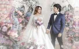 Menikah Hari Ini, Berikut Foto-Foto Mesra Aurel Hermansyah dan Atta Halilintar