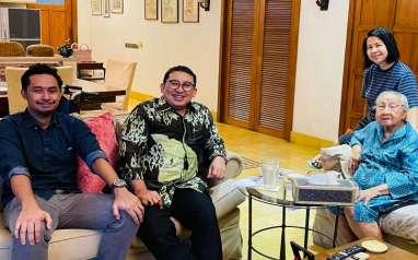 Tante Prabowo, Sukartini Djojohadikusumo, Peserta Vaksin Covid-19 Tertua RI