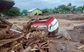 Korban Jiwa Banjir Flores Bertambah, 44 Orang Meninggal