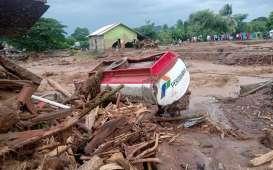 Foto-Foto Terkini Kondisi Flores Timur Pasca Diterjang Banjir Bandang