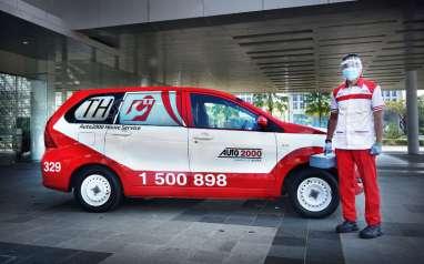 Auto2000 Sediakan 66 Teknisi untuk Mobil Listrik Toyota di Bali