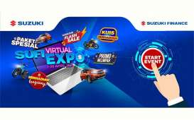 Ada Suzuki Finance Virtual Expo Bulan Ini, Cek Promonya