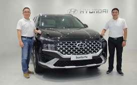 Hyundai Santa Fe Anyar Rp569 Juta, Bisa Goyang Fortuner-Pajero?