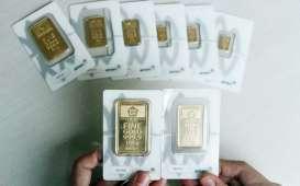 Harga Emas 24 Karat Antam Hari Ini, Kamis 8 April, Turun Rp2.000