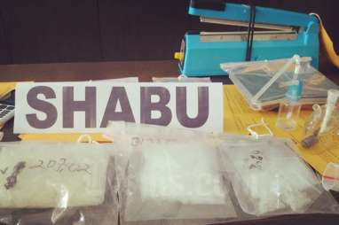 13 Pengedar Narkoba Ditangkap, Polri Sita 50 Kg Sabu & 194 Kg Ganja