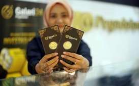 Naik Nih! Harga Emas 24 Karat Antam dan UBS di Pegadaian, Sabtu 10 April 2021