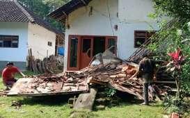BMKG: Waspadai Potensi Banjir dan Longsor Pascagempa di Jatim