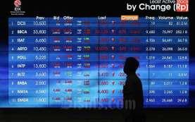 IHSG Dibuka Naik, Investor Asing Buru BBRI dan BBCA, Lepas TLKM dan ASII