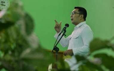 Ridwan Kamil Minta Jabar Bergerak Berubah Jadi Indonesia Bergerak