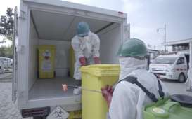 7,5 Juta Kg Limbah Vaksinasi Aman Dikelola Jasa Medivest