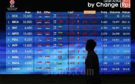 10 Saham Top Gainers 12 April 2021, Emiten Debutan Paling Moncer