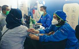Karyawan Sucofindo Ikuti Program Vaksinasi Covid-19