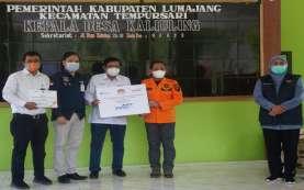 Bank Mandiri Salurkan Bantuan Untuk Korban Gempa Malang