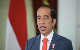 Jokowi Sebut Perkembangan Ekonomi Digital RI Tercepat di Asia Tenggara