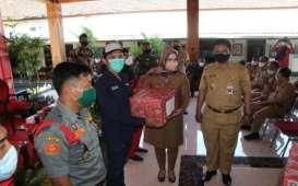 Tim Sukarelawan Memakamkan 1.010 Jenazah Covid-19 di Klaten, Tanpa Bayaran