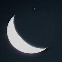 Wah, Planet Mars Akan Menutupi Bulan pada Hari ke 6 Ramadan, Pertanda Apa?