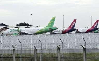 Ada Larangan Mudik, INACA Minta Biaya Parkir Pesawat Digratiskan