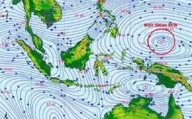 30 Daerah Diminta Waspadai Potensi Bibit Siklon Tropis 94W