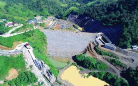 Abipraya Percepat Proyek Modernisasi Irigasi di Jawa Barat