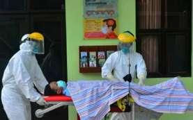 Keterisian Tempat Tidur RS di Kalteng Hampir Capai 50 Persen