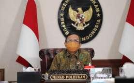 Mahfud  MD Ingatkan Kepala Daerah Hindari Perilaku Koruptif