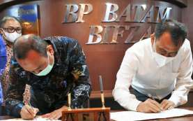 BP Batam dan Lion Air Teken Adendum Sewa Lahan MRO Batam Aero Technic