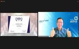 Asuransi Astra Salurkan Beasiswa Rp300 Juta Lewat Program #MaskerTemanTuli
