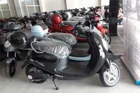 Produsen Sepeda Motor Listrik Asal Malaysia Ramaikan Pasar Indonesia