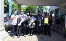 Nafi Maulana Kembali Dapatkan Mitshubishi Xpander dari Bank Jateng