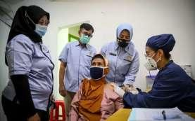 Sudah Dua Bulan, Vaksinasi Lansia Tak Sampai 10 Persen